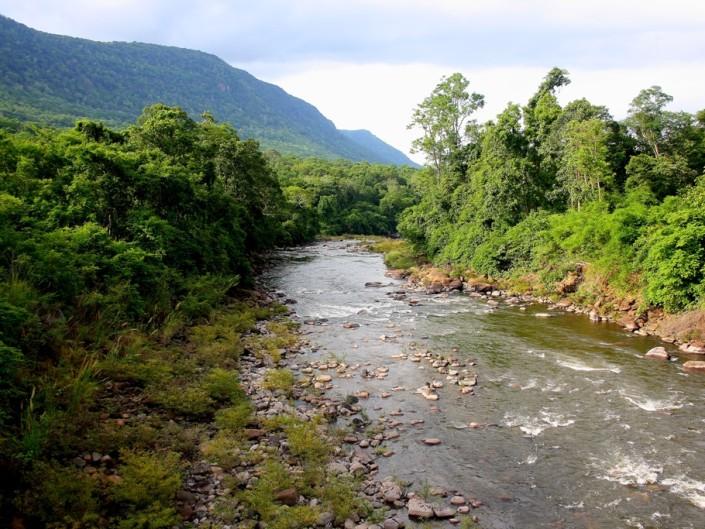 Champasak & the Bolaven Plateau