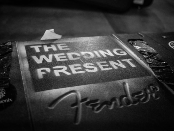 The Wedding Present in Bangkok
